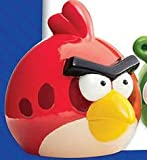 Collectors Very Hard to Find Ceramic Angry Birds Red Bird Coin Piggy Bank Sold Out and Retired