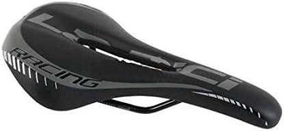 Sillín bicicleta bicicleta MTB Mod.labici con ojo anatómico negra/gris ...