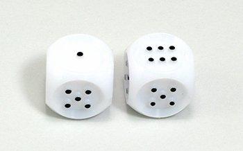 【高い素材】 19 Pack KOPLOW GAMES INC. TACTILE DICE 19 DICE TACTILE 2 EACH B004LD51FG, 吉敷郡:032075b8 --- cliente.opweb0005.servidorwebfacil.com