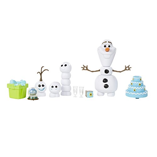 Disney Frozen Fever Olaf]()