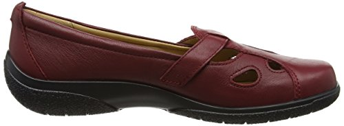 Hotter Women's Nirvana Depicts Mary Jane's Shoes Red (Ruby) 7vN11L7l