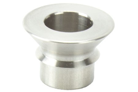 - RuffStuff Specialties R1316 7/8 Inch to 3/4 Inch Spherical Rod heim Joint Safety Stainless Steel Misalignment Spacer Bushing