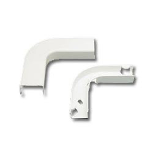 FLAT ELBOW and BASE 3/4 IVORY 10PK-ICC-Installation Equipment-Wall ()