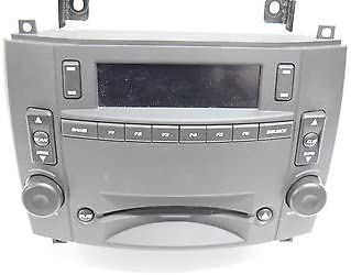 [SCHEMATICS_48EU]  Amazon.com: 03 04 05 06 07 CADILLAC CTS RADIO CD PLAYER TESTED: Car  Electronics   Cadillac Cts 05 Xm Radio Box      Amazon.com
