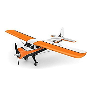 XK DHC-2 DHC2 A600 5CH 3D6G System Brushless RC Airplane Compatible Futaba RTF - Performance Brushless System