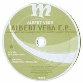 Albert Vera - Albert Vera E.P.