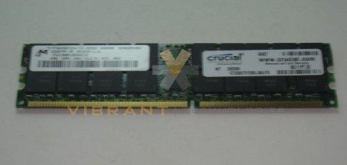 Crucial CT25672Y265 DDR PC2100 DDR 266 2GB ECC REG (FOR SERVER ()