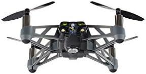 Parrot - MiniDrone Quadricoptère Airborne Night Swat - Noir