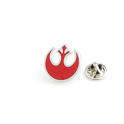 BTS símbolo de Star Wars Rebel Alliance rojo Marvel Comics diseño ...