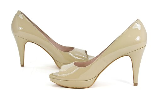 Vince Camuto Women's Ashlynn Pump,Blush Smooth Patent,10 M US