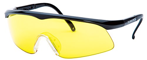 Unique Sports Tourna Specs Protective Eyewear Yellow Tint (Lacrosse Stick And Eyewear)