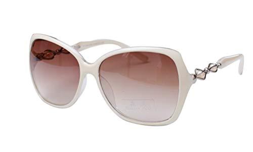 Sombrilla Gran Retro Ultrafino Tamaño WJYTYJ Sol Retro Gafas De Protector Gafas Marco UV Clásico Solar Unisex De x1OUw