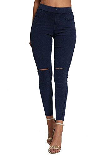 Lm5332 navy Divadames Lm5332 Jeans Jeans Donna Donna Divadames navy Z7qvxdxwF