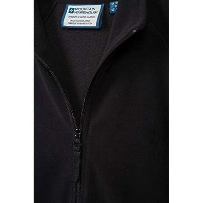 Mountain Warehouse Raso Womens Fleece - Microfleece Ladies Sweater Top, Breathable Baselayer, Soft Touch, Warm - Best… 5