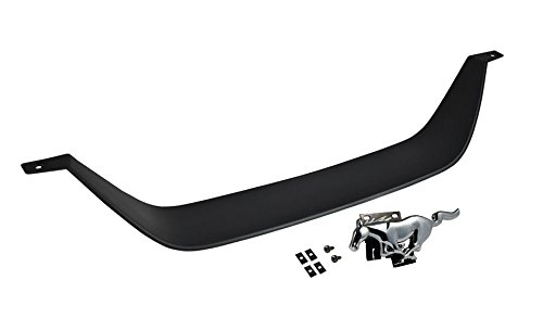 1999-2004 Mustang Grille Delete Kit with Running Horse - Emblems V6 Mustang