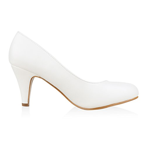 napoli-fashion - Cerrado Mujer Weiss Glatt