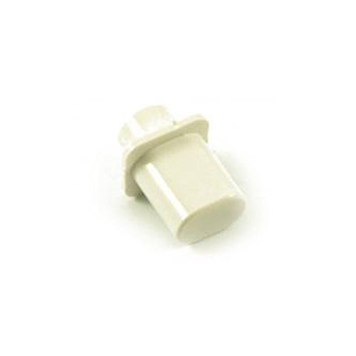 WD Music Fender Telecaster Style Top Hat Switch Knob White THSKW ()