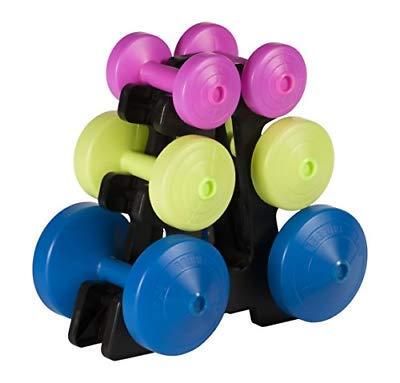 Generic - Juego de Mancuernas para Fitness (15 kg)