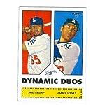 2006 Topps Updates /& Highlights #UH138 Matt Kemp Los Angeles Dodgers Card