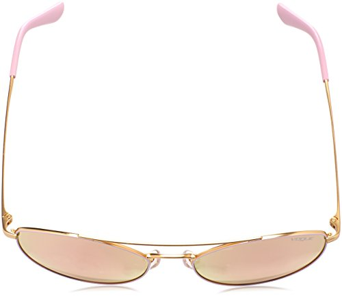 Matte Pink Vogue Gold VO4023S Sonnenbrille qEERwtZ