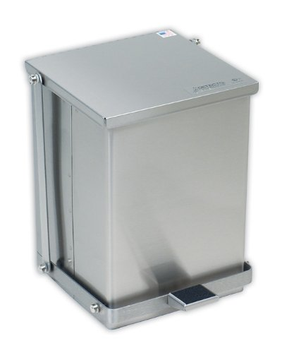 Detecto Trash Can - 8