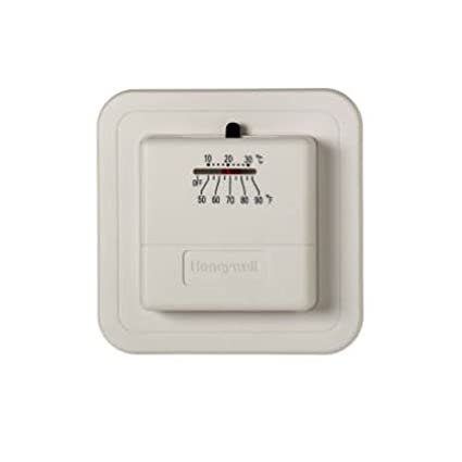 Amazing Honeywell Ct30A1005 Ct30A Themostat White Honeywell Thermostat Wiring Cloud Cosmuggs Outletorg