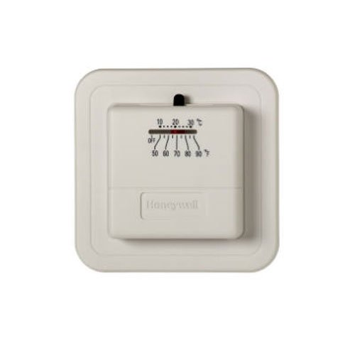 Thermostat Analog - Honeywell CT30A1005 CT30A Themostat, White