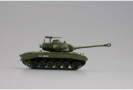 Easy Model 1:72 US Army M26E2 Pershing EM36202