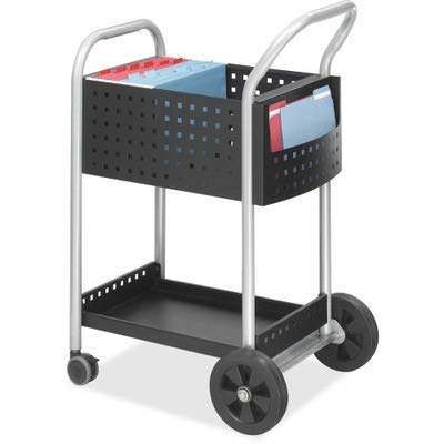 (SAF5238BL - Safco Scoot Mail Cart)