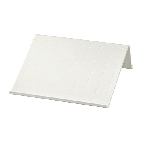 Price comparison product image Ikea Comfortable and Adjustable Tablet Stand,  White