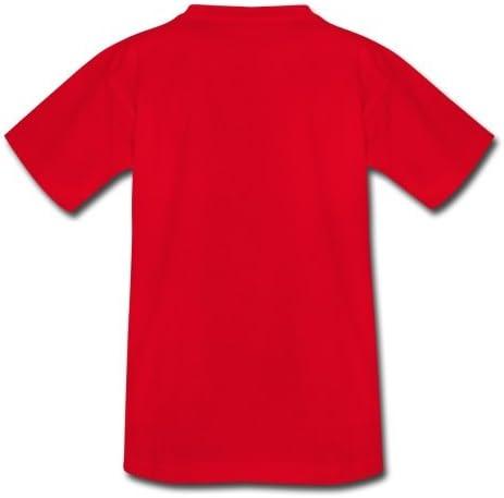 DC Comics Ligue De Justice DAm/érique Flash Logo T-Shirt Ado
