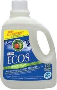 Earth Friendly Products Lemongrass, 170 Fluid Ounce