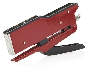 Zenith 548/E Black/Red Stapler