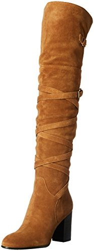 Sam Edelman Women's Sable Boot, Golden Caramel, 8.5 M US