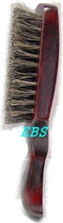 Soft Club 100% Pure Boar Bristle Wave Hair Brush durag Man (Bristles Brushes Soft Hair)