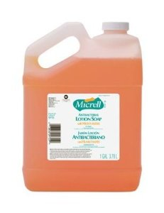 Micrell Antibacterial Lotion Soap - 5