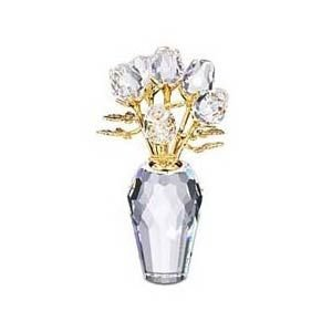 (Swarovski Crystal Clear Roses #675655)