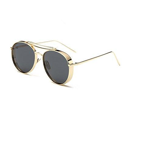 B-B,Women's Fashion Polarized Sunglasses 59mm