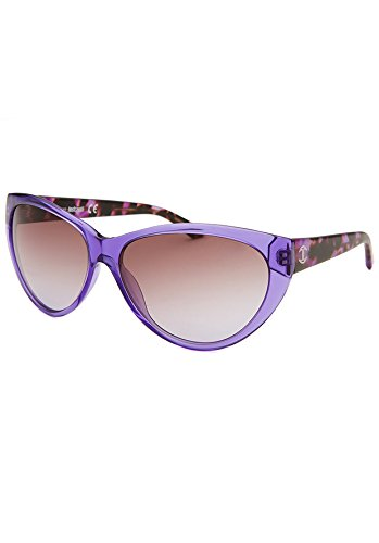 Just Cavalli Women's JC490S Acetate Sunglasses BROWN 60