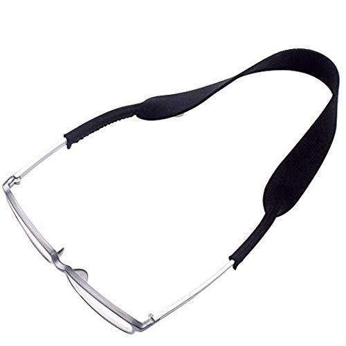 92fe09e885b EyE-4-EyE Neoprene Eyeglass Band Strap Holder (Black