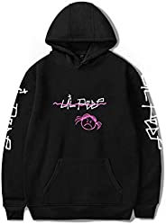 ZXTY Lil Peep Hoodies Unisex Long Sleeve Pocket Hooded Sweatshirts Pullover