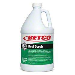 Betco Best Scrub Top Scrub Cleaner - Gallons