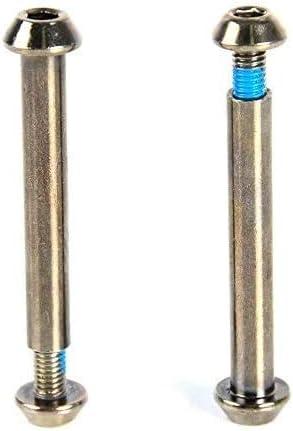 IdealEnjoy Set of 2 Kick Scooter Bolts Rear Allen,M8x46mm