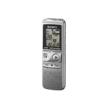 amazon com sony icd bx800 2 gb flash memory digital voice recorder rh amazon com Sony Car Stereo Manuals User Manual