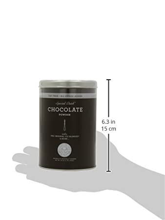 Amazon.com : The Coffee Bean & Tea Leaf No Sugar Added Chocolate Powder, 16-Ounce Containers (Pack of 3) : Hot Cocoa Mixes : Grocery & Gourmet Food