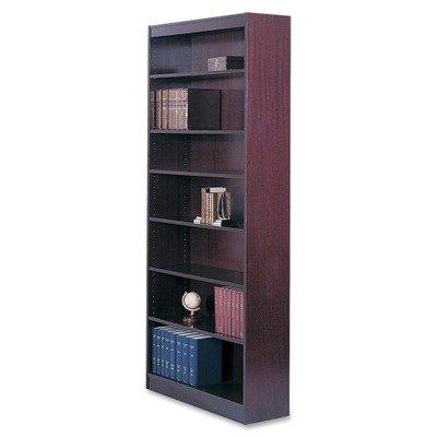 Safco Square-Edge Bookcase SAF1506MHC by Safco