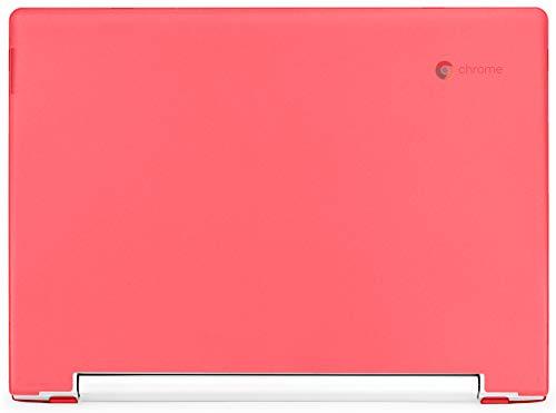 mCover Hard Shell Case for Late-2018 11.6 Lenovo C330 Series Chromebook Laptop (NOT Fitting Lenovo N21 N22 N23 N24 100E 300E 500E Flex 11 Yoga 11e Chromebook) (LEN-C330 RED)