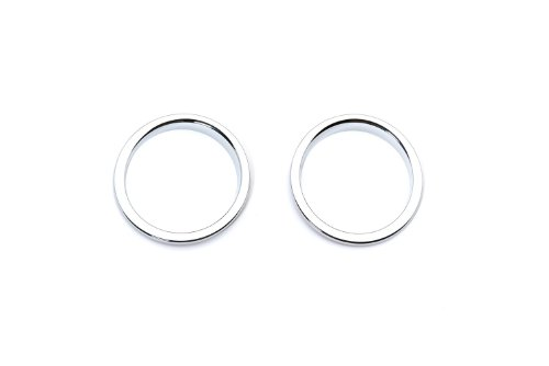 - Putco 401265 Chrome Trim Turn Signal Rings