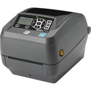 Zebra Technologies ZD50043-T013R1FZ Series ZD500R UHF RFID Printer, 300 dpi Resolution, USB/Serial/Centronics Parallel/Ethernet Port, Internal net, Wireless 802.11 A/B/G/N Radio (Uhf Rfid Printer)