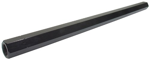 Allstar ALL56619 Black Anodized Hex Aluminum 19